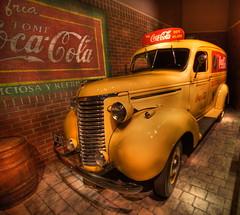 Coca Cola Delivery Truck
