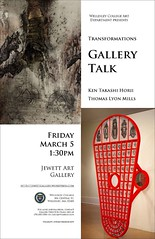 Transformations Gallery Talk Poster