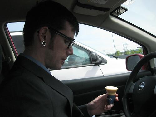 Car Ice Cream