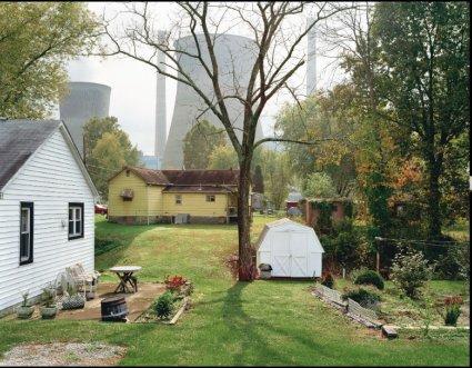 Central térmica de Amos Raymond City Virginia occidental 2004