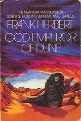 Herbert, Frank - God Emperor of Dune (1982 TPB)