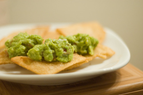 guacamole (by bookgrl)