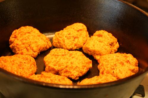 Baked Seitan Cutlets