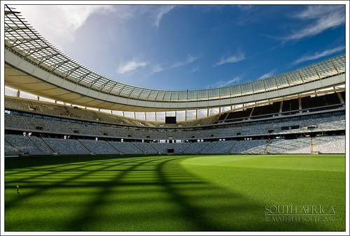 Green Point Stadium, Foto: Flickr | Lo Scorpione