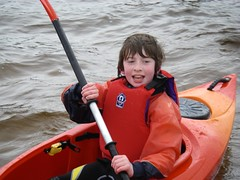 Nethy 2010 Kayaking