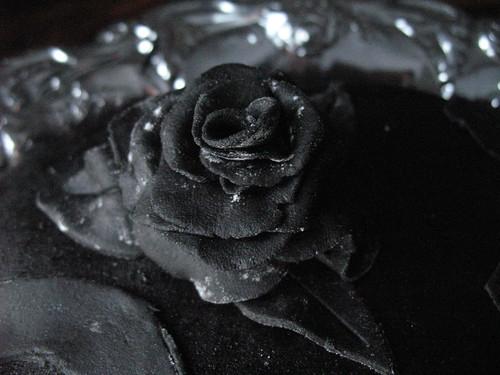 my birthday cake - rose