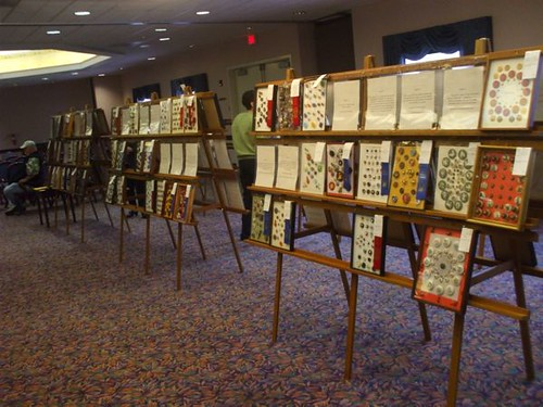 Oregon State Button Society Show