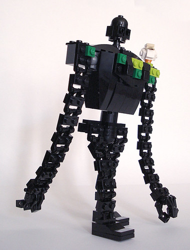 captainsmog laputa robot