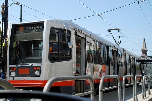 The J Line - Muni Metro