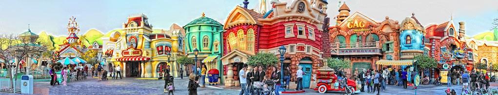 Disneyland Jan 7, 2009