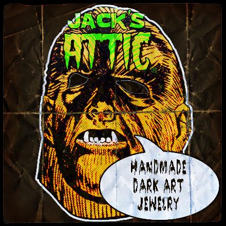 Jack's Werewolf Logo