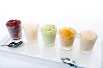 5 Flavors of Bizu Summer Sorbets