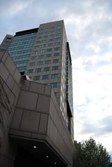 Microsoft Building at One Memorial Drive in Cambridge