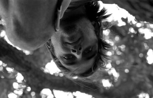 Cousin Colin. (Kodak Tri-X. Nikon F100. Epson V500.)
