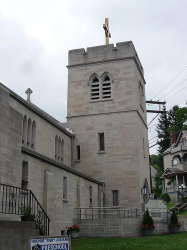 An episcapalian church (I think.)