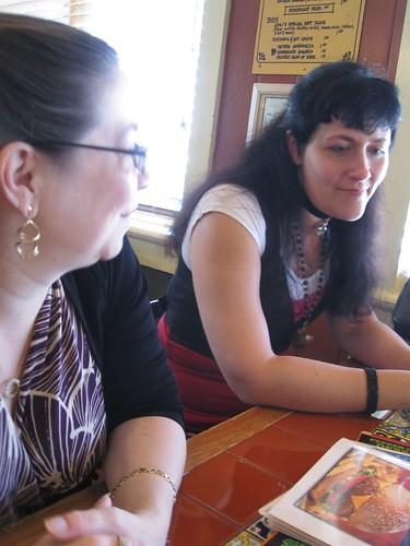 Marita Beth & Kathleen