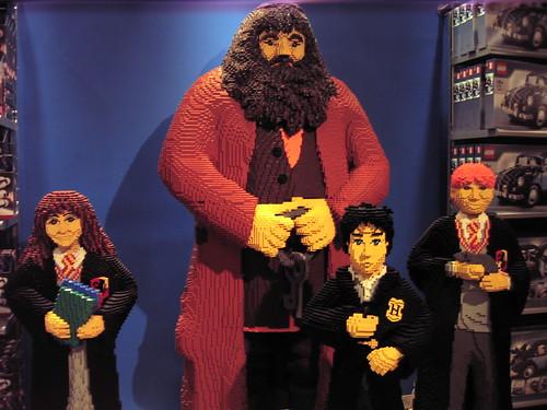 Lego Harry Potter, FAO Schwartz