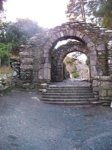 Gate to Glendalough