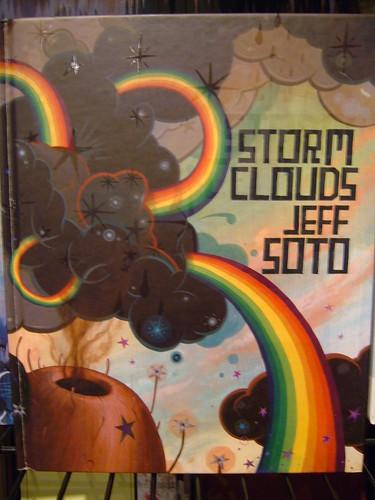 Storm Clouds Jeff Soto