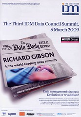 IDM Data Council Summit, Front 1 of 2 - 22-01-09