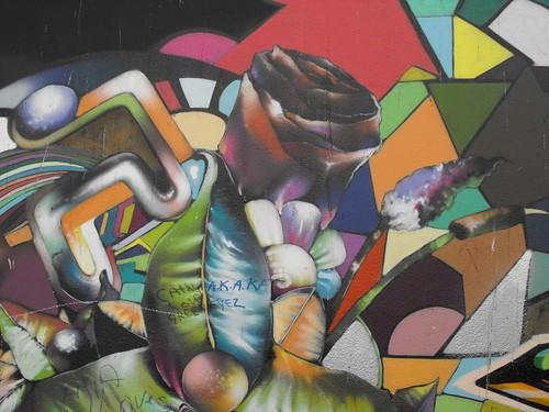 Amazing Turk Street Mural 22