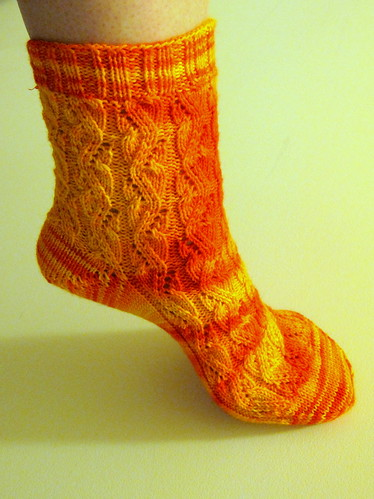 Sunshine Socks