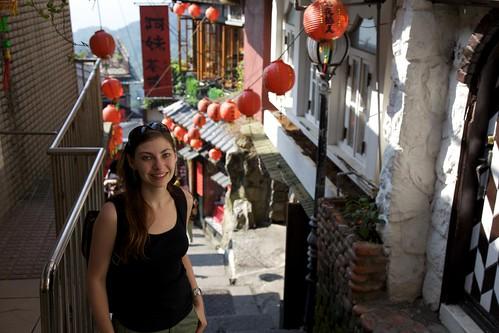 jioufen old street