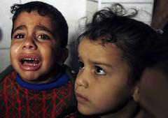 'Gazan terrorist brother and sister' by freegazaorg