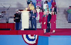 1989 Presidential Inaugration, George H. W. Bu...