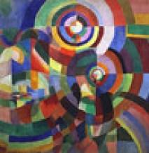Rythm, Robert Delaunay, 1934