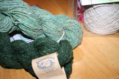 Gift Yarn - Closeup