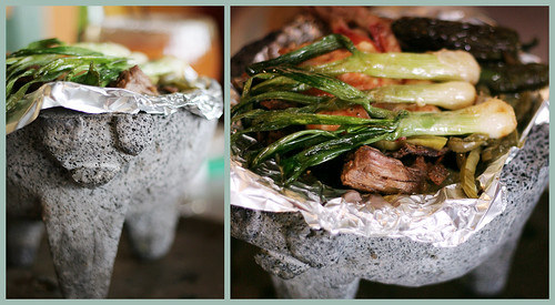 Supreme Grill Molcajete from El Paisa Grill