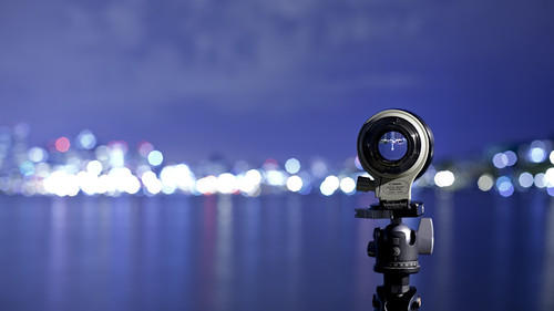 Reshoot - Bokeh & The City
