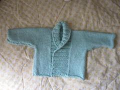 Sea Baby Sweater
