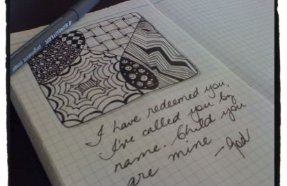 19-2010 // Message in a tangle