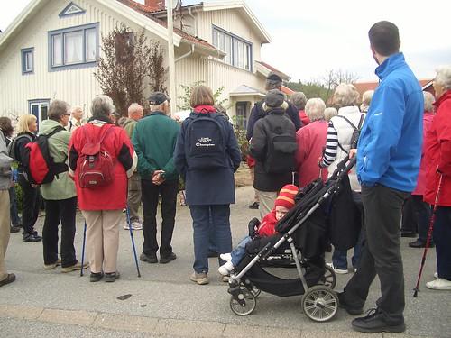 Bygdevandring med Landvetters hembygdsförening