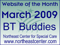 website of the month march