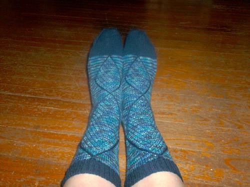 Lucky Diamond Socks