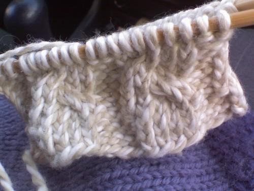 beginning a baby hat