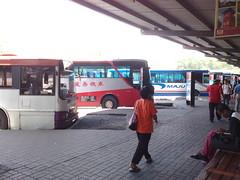 Larkin, Johor Bahru, Bus Interchange