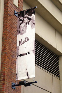 NYC - Queens - Flushing: Citi Field - Casey St...