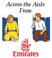 Across the Aisle from Emirates