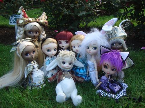 My entire Alice crew