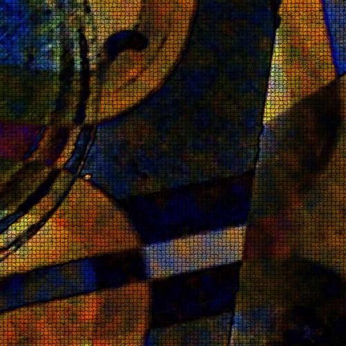 alphabet soup, close close up #2 (C) 2009 Lynne Medsker