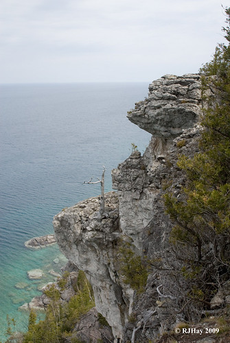 A View From A Cliff