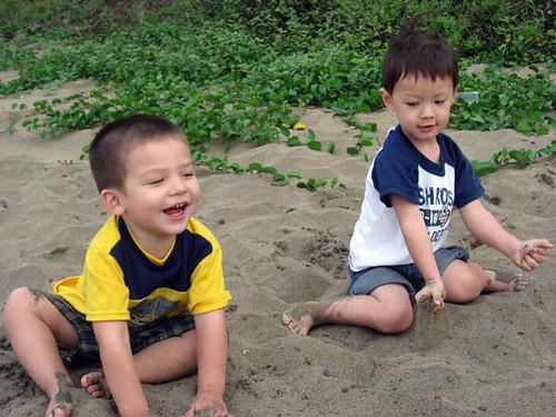sandy boys
