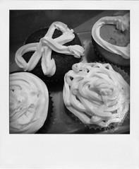 cupcakes (B&W)