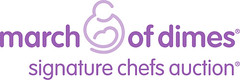 march of dimes signature shefs auction logo fall 2009