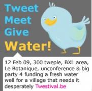 Brussels Twestival 12 Feb
