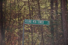 Round Mountain Tower Road